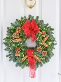 The Holly Wreath