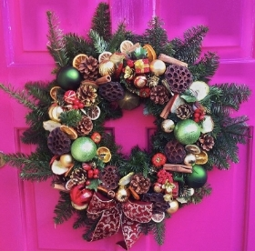 The Marissa Wreath