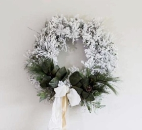 The Melissa Wreath